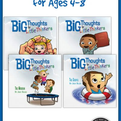 Big Thoughts for Little Thinkers by Joey Allen {Review}