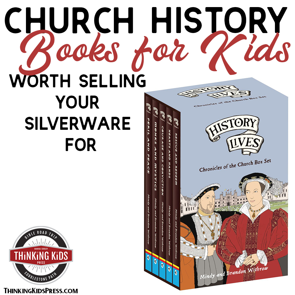 Church History Books for Kids