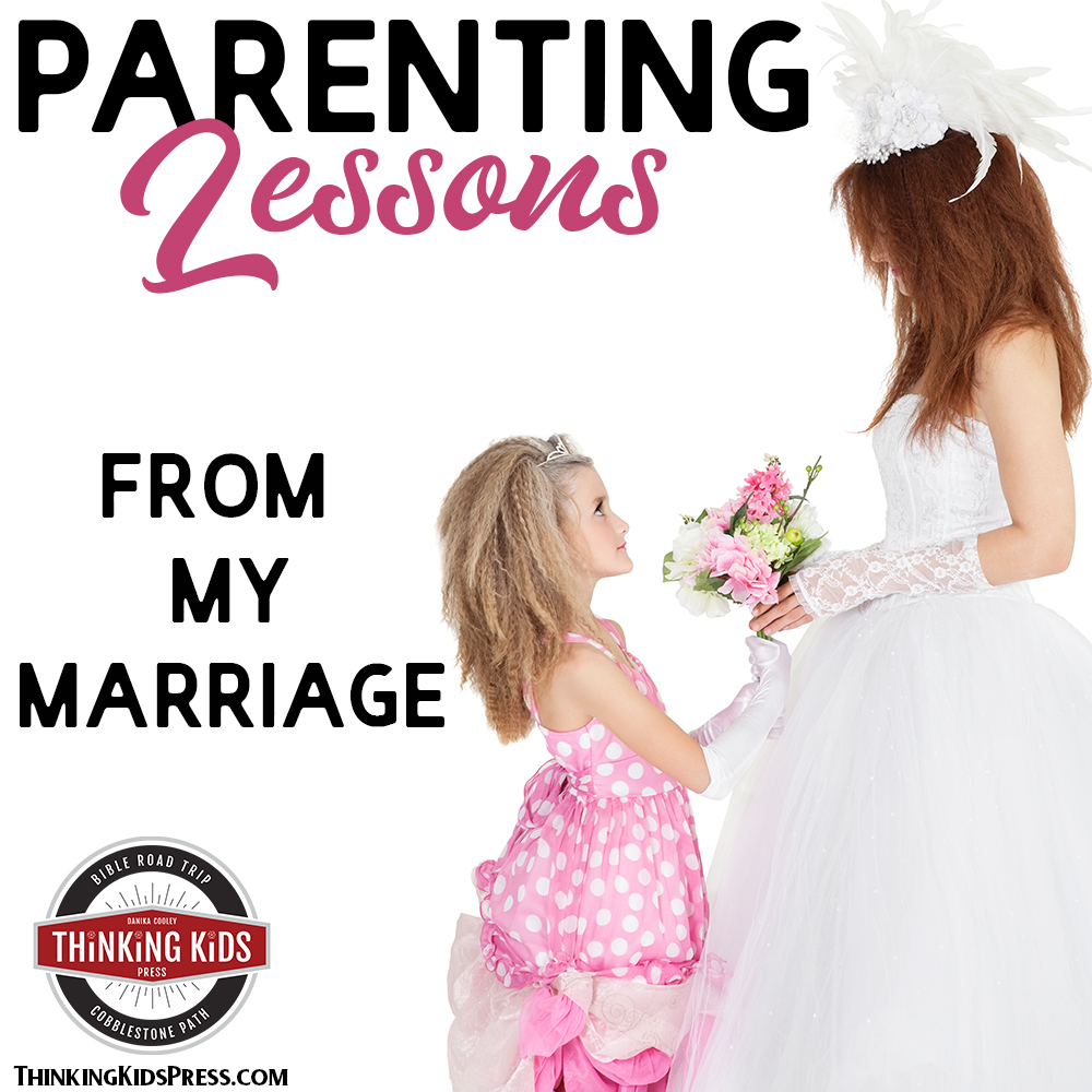 Parenting Lessons from Early in my Marriage
