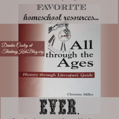 History by the Books ~ All Through the Ages by Christine Miller
