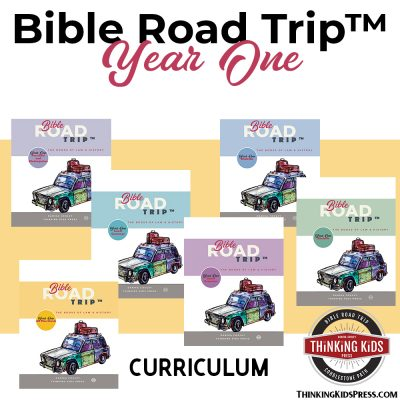 Bible Road Trip™ Year One Bible Curriculum