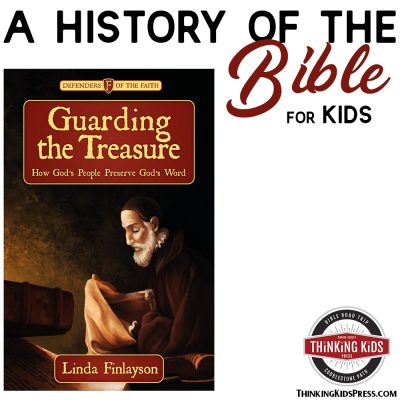 A History of the Bible for Kids that's Fun to Read