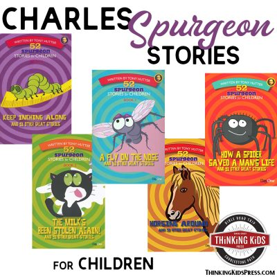 Charles Spurgeon Stories for Children | Five Daily Devotionals for Kids