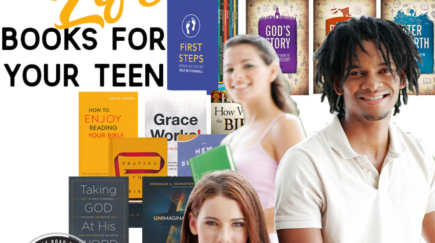Christian Life Books for Your Teen