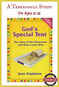 God's Special Tent is a study of the Tabernacle for ages 8-12.