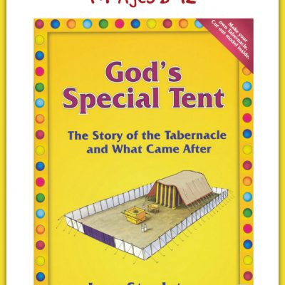 Tabernacle Activity Book: God's Special Tent by Jean Stapleton
