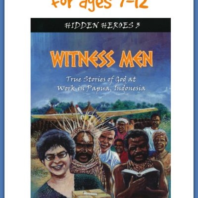 When God Moved ~ Witness Men by Rebecca Davis