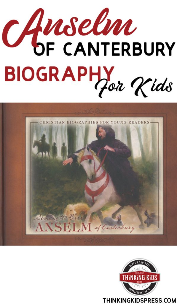 Anselm of Canterbury Biography for Kids