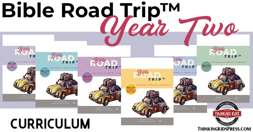 Bible Road Trip™ Year Two Curriculum