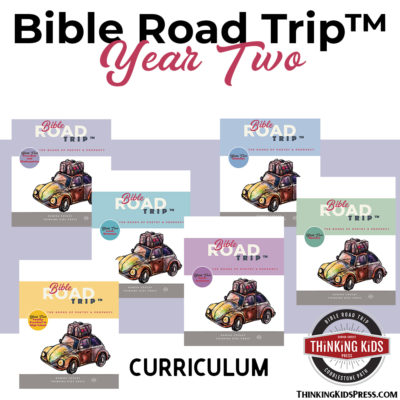 Bible Road Trip™ Year Two Bible Curriculum