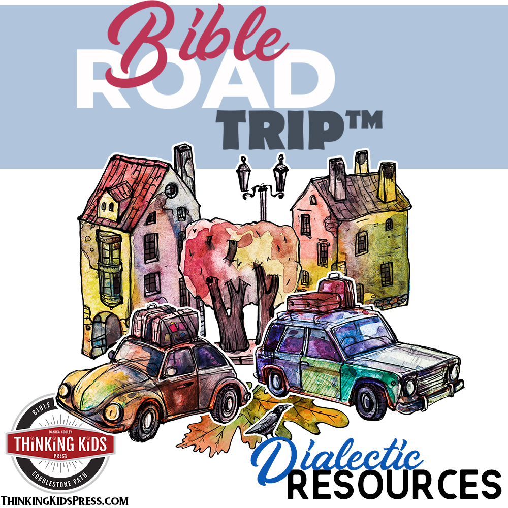 Bible Road Trip™ Dialectic Resources