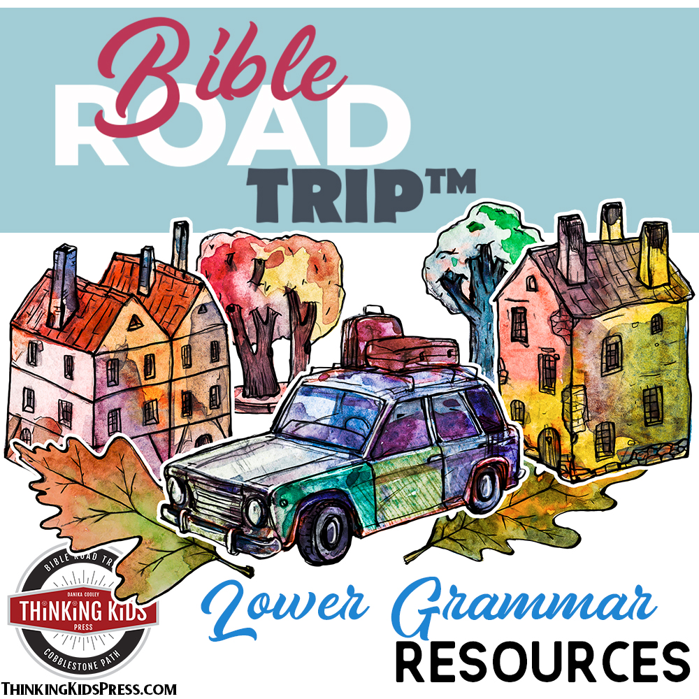 Bible Road Trip™ Lower Grammar Resources