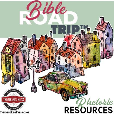 Bible Road Trip Rhetoric (Grades 10-12) Resource List