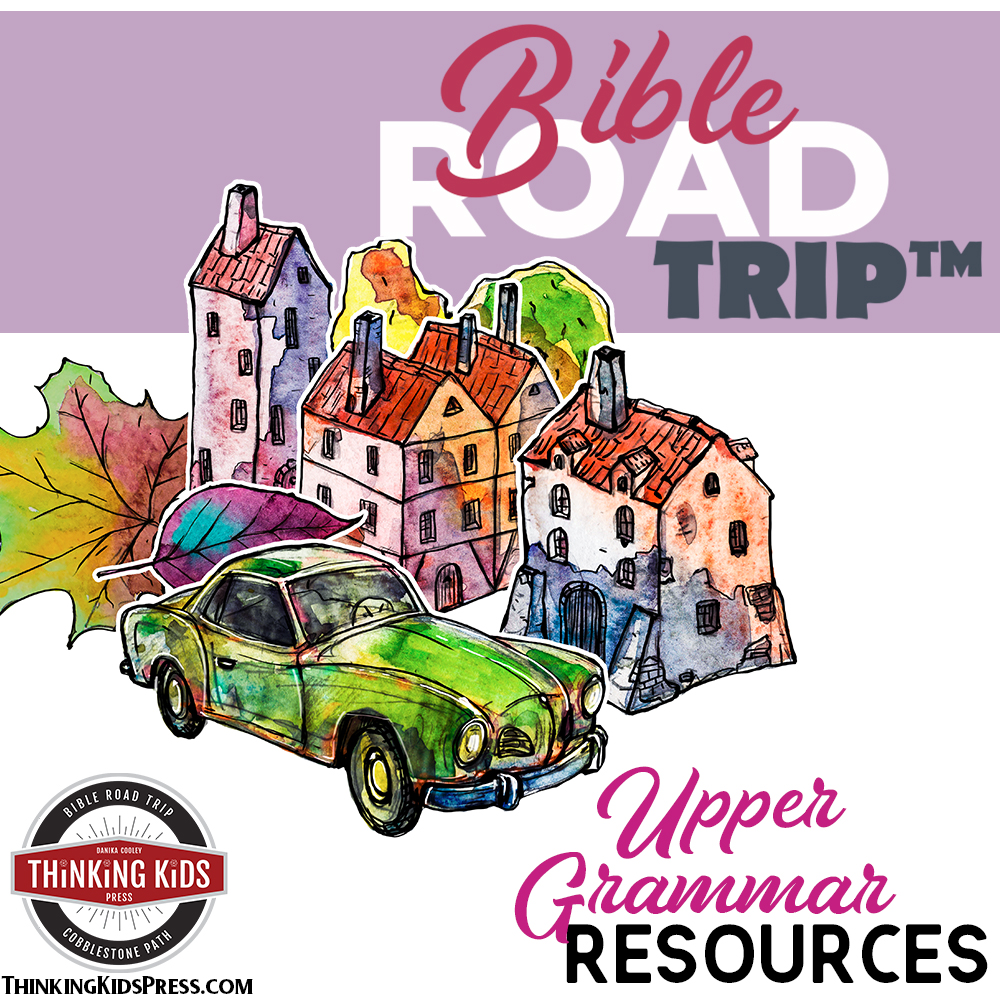 Bible Road Trip™ Upper Grammar Resources