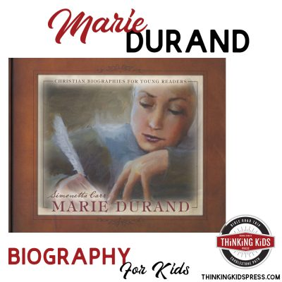Marie Durand Huguenot Biography for Your Kids