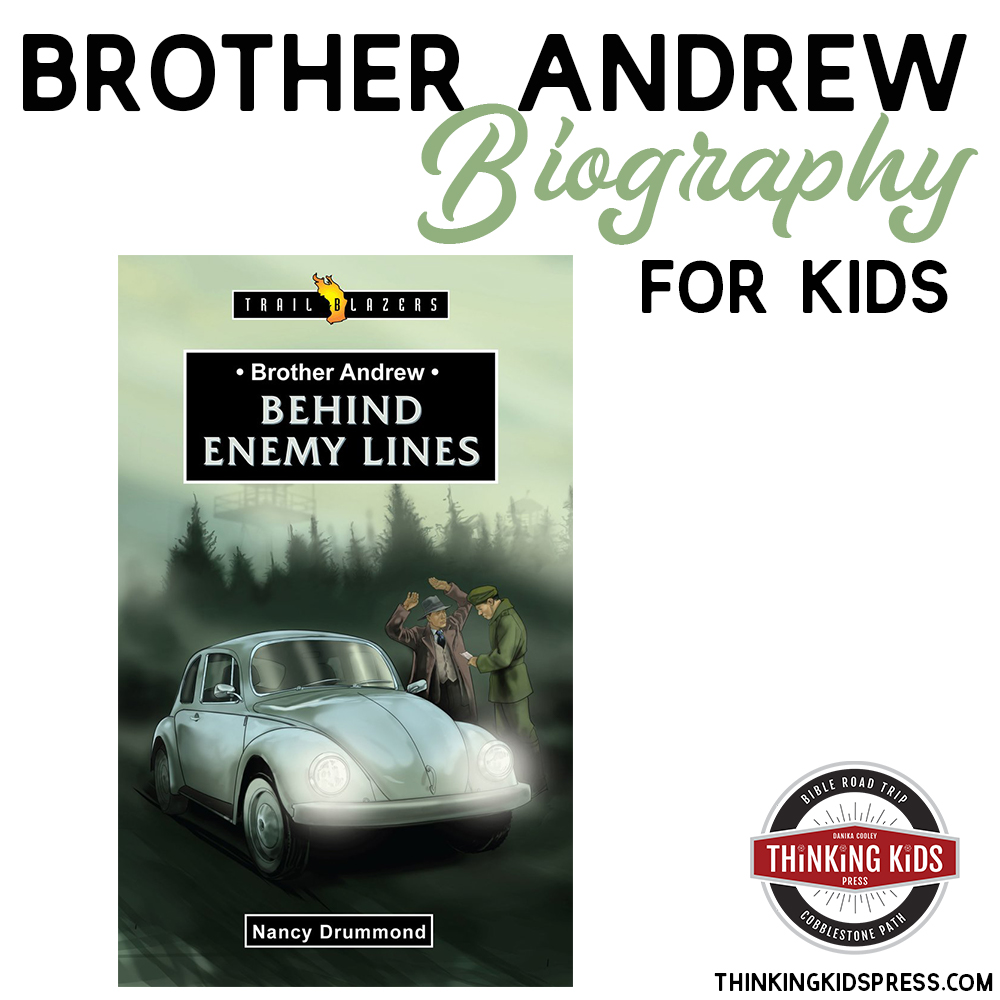Brother Andrew Biography for Kids