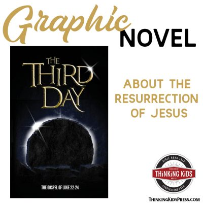 Graphic Novel of the Resurrection of Jesus