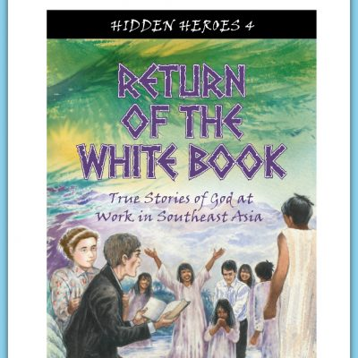 Return of the White Book by Rebecca Davis