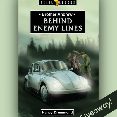 Brother Andrew: Behind Enemy Lines by Nancy Drummond