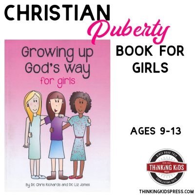 Christian Girls Puberty Book