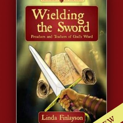 Wielding the Sword by Linda Finlayson {Review}