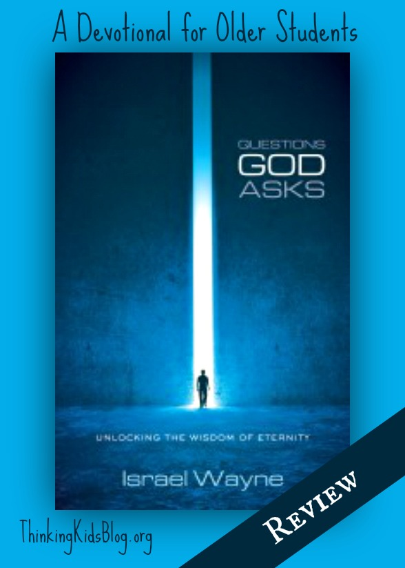 Questions God Asks - A Review by Danika Cooley