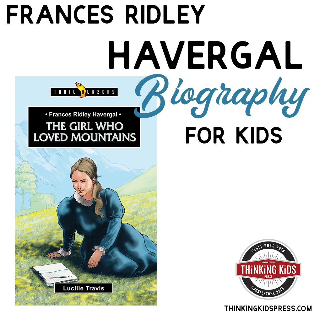 Frances Ridley Havergal Biography for Kids