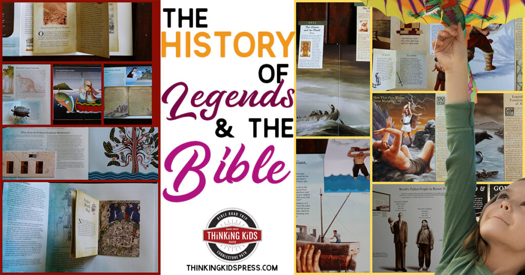 History of Legends and the Bible | Legends and Lore Series from Master Books