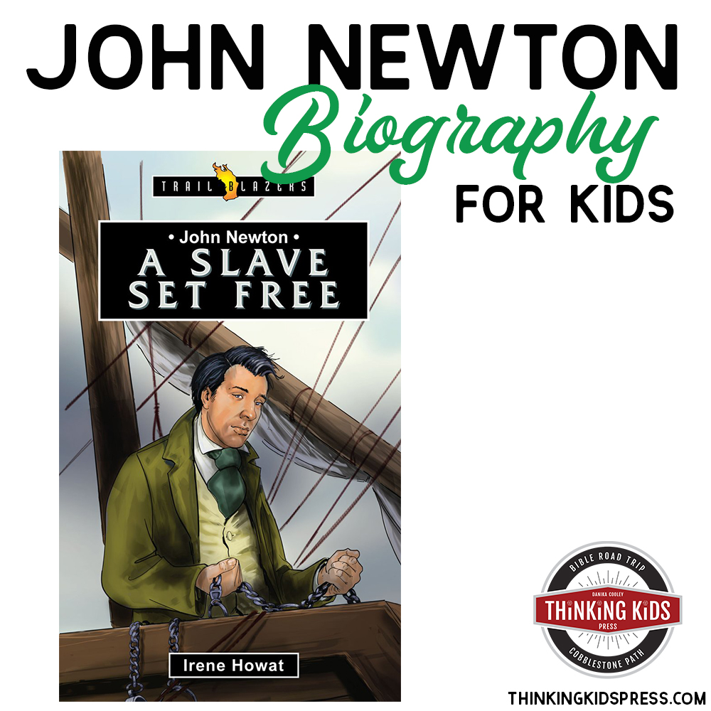 John Newton Biography for Kids
