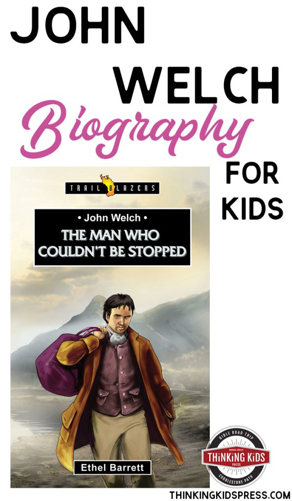 John Welch Biography for Kids