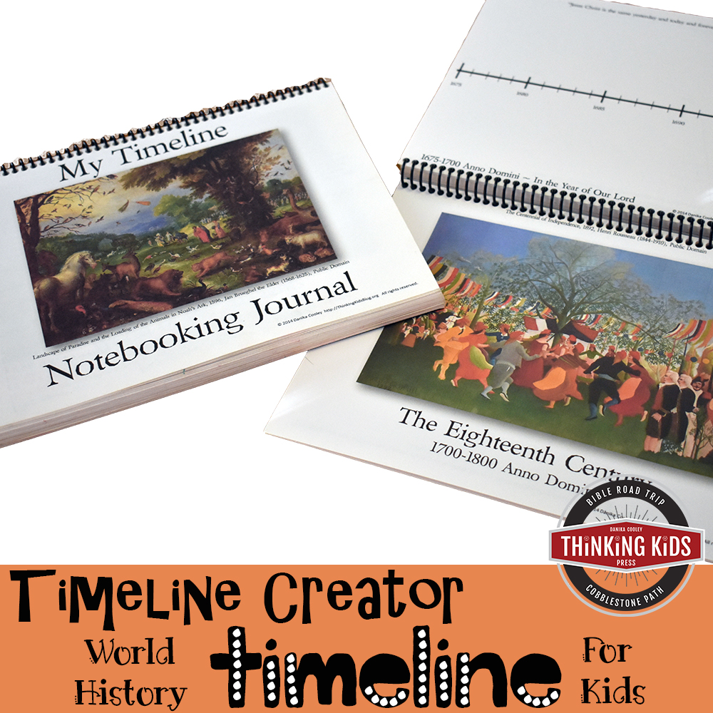 Timeline Creator: World History Timeline for Kids