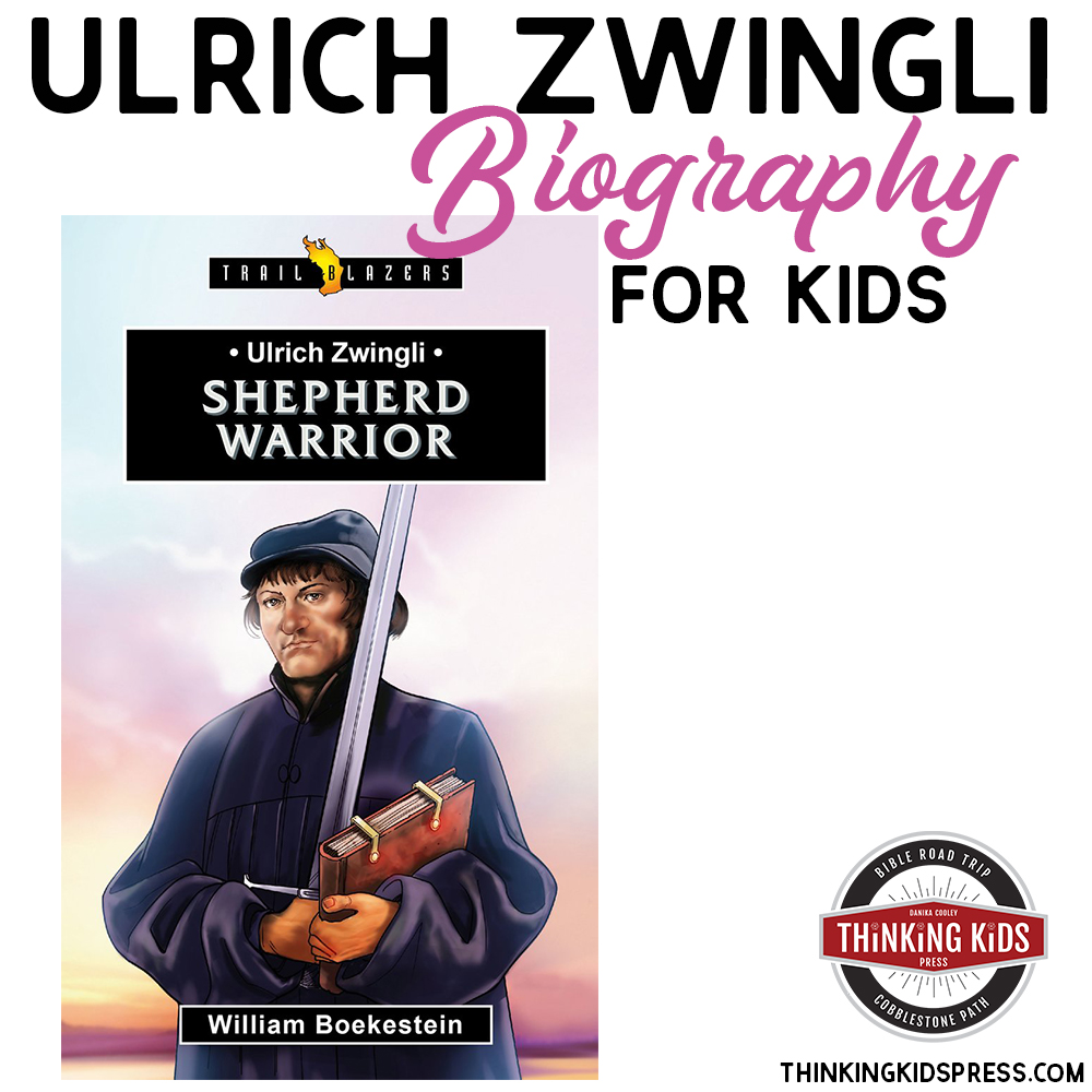 Ulrich Zwingli Biography for Kids