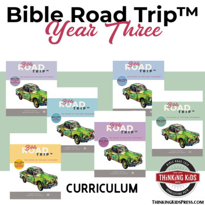 Bible Road Trip™ New Testament Curriculum