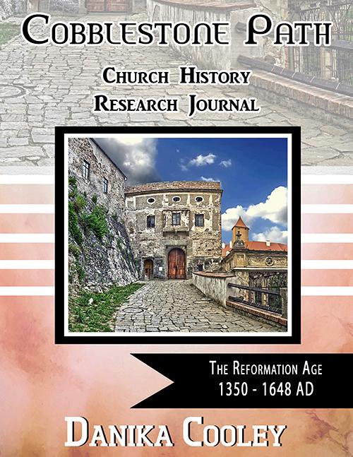 Cobblestone Path The Reformation Age Cover
