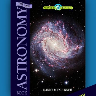 The New Astronomy Book by Danny R. Faulkner