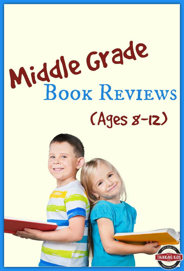 All the middle grade book reviews for 8-12 year olds at Thinking Kids!