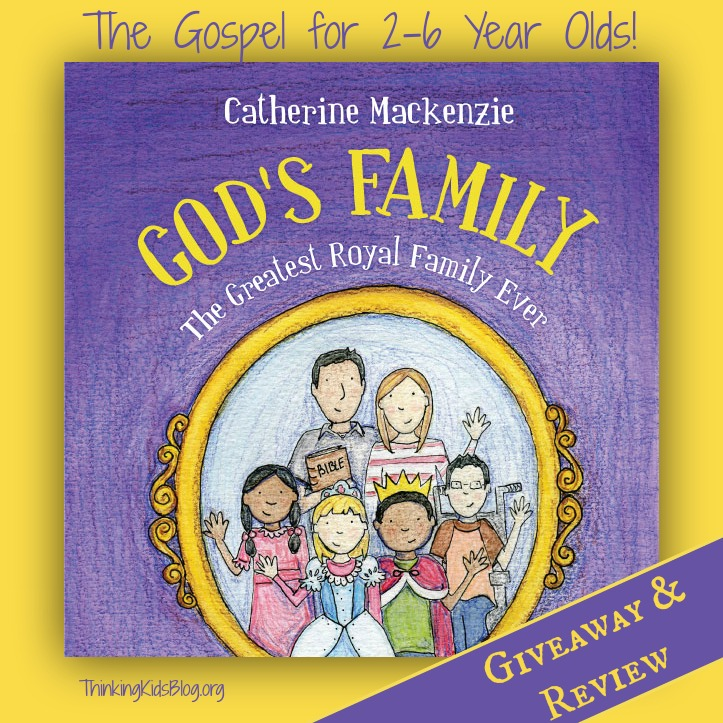 The Gospel for 2-6 Year Olds