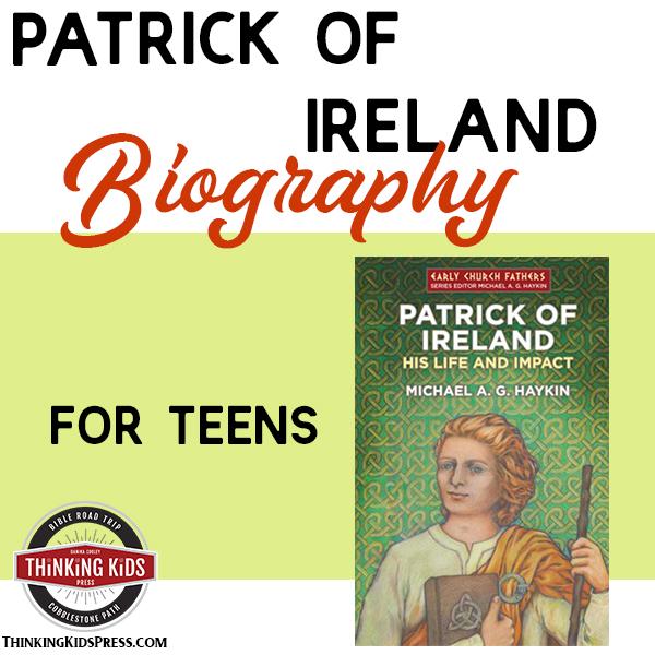 St Patrick Biography