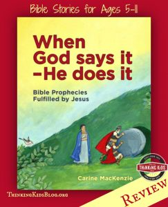 When God Says It - He Does It by Carine MacKenzie