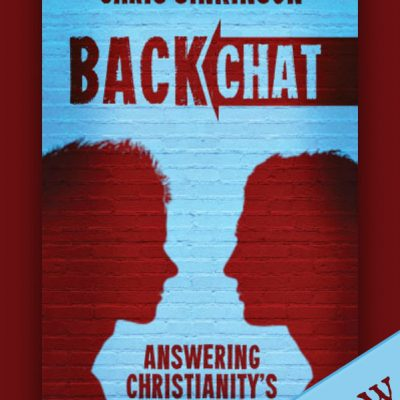 Backchat by Chris Sinkinson
