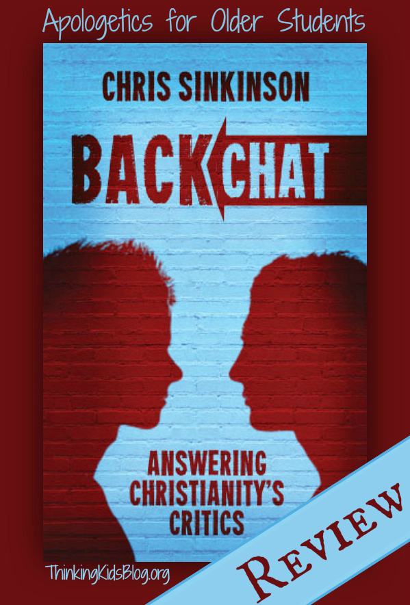 BackChat: Apologetics for Older Students
