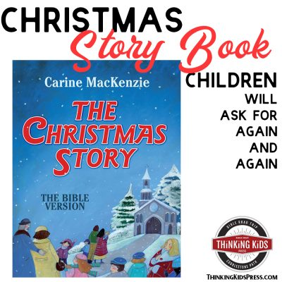 Christmas Story Book Children Will Ask to Read Again and Again