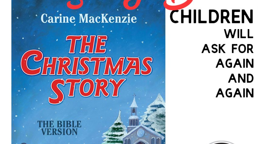 Christmas Story Book Children will Ask for Again and Again