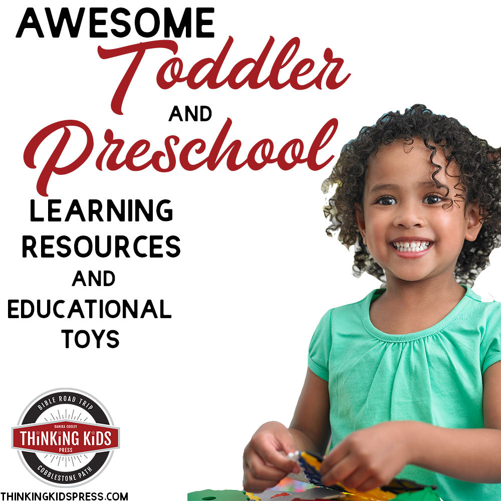 Awesome Toddler and Preschool Learning Resources and Educational Toys