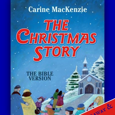 The Christmas Story by Carine Mackenzie