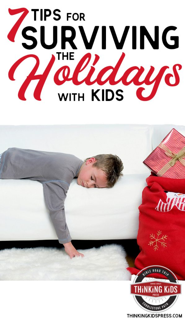 7 Tips for Surviving the Holidays with Kids