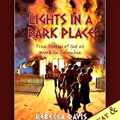 Lights in a Dark Place by Rebecca Davis {Review}