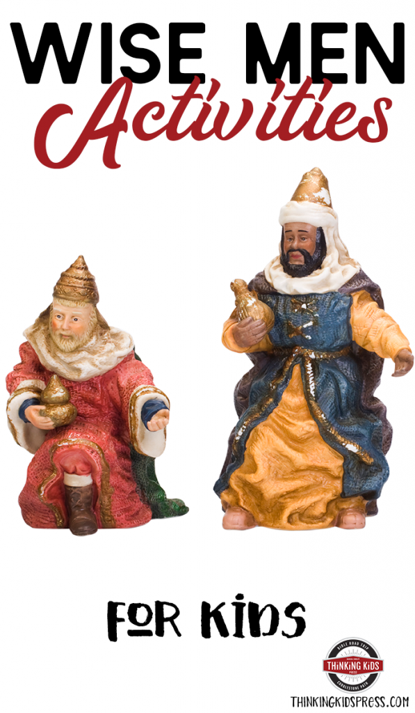 Wise Men Lessons and Activities for Kids