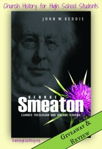George Smeaton by John W Keddie | Thinking Kids review & giveaway - giveaway ends 1/23/2015 at 10am PST