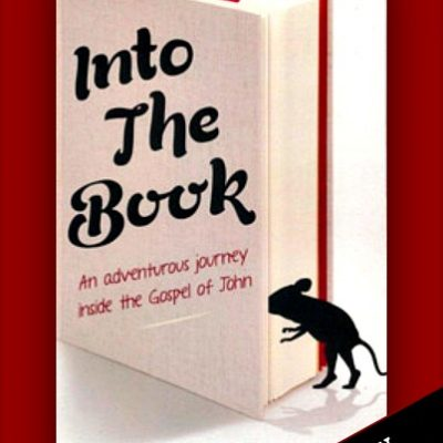 Into the Book: An Adventurous Journey Inside the Gospel of John by Patricia Roberts-Adam